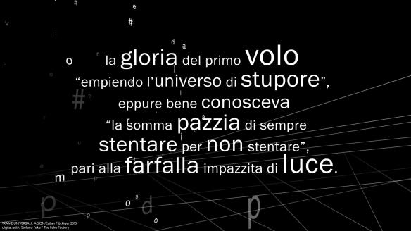 TRAME UNIVERSALI - DIGITAL LETTERING STEFANO FAKE - THE FAKE FACTORY_126