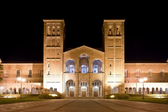 UCLA_ROYCE HALL_LOS ANGELES_perfoming arts