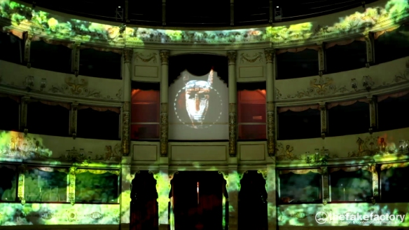 FIRENZE4EVER 3D VIDEOMAPPING PROJECTION_07120