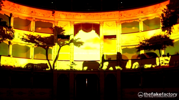 FIRENZE4EVER 3D VIDEOMAPPING PROJECTION_08152