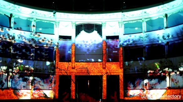 FIRENZE4EVER 3D VIDEOMAPPING PROJECTION_09139