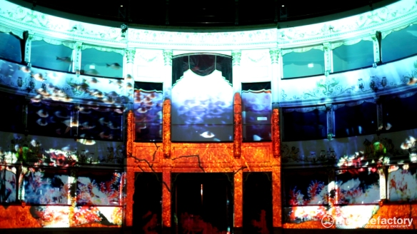 FIRENZE4EVER 3D VIDEOMAPPING PROJECTION_09171