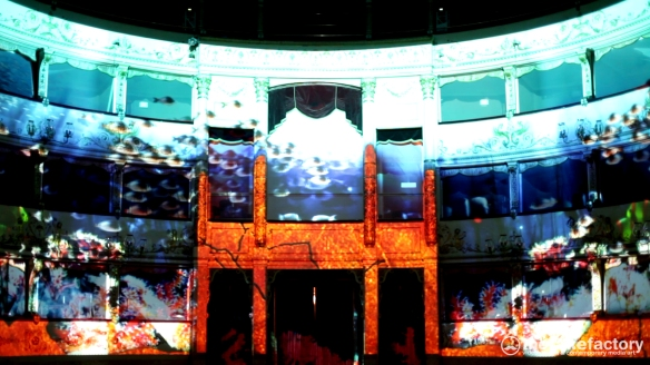 FIRENZE4EVER 3D VIDEOMAPPING PROJECTION_09203