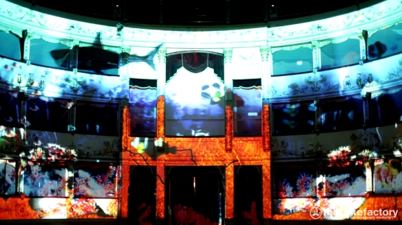 FIRENZE4EVER 3D VIDEOMAPPING PROJECTION_09652