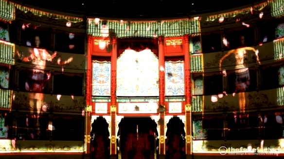 FIRENZE4EVER 3D VIDEOMAPPING PROJECTION_11029