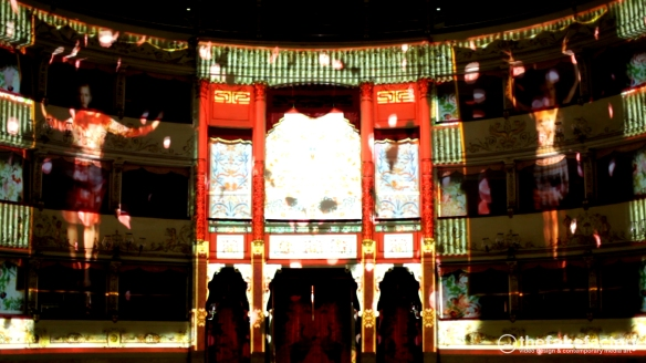 FIRENZE4EVER 3D VIDEOMAPPING PROJECTION_11105