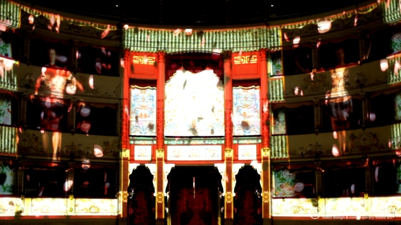 FIRENZE4EVER 3D VIDEOMAPPING PROJECTION_11142