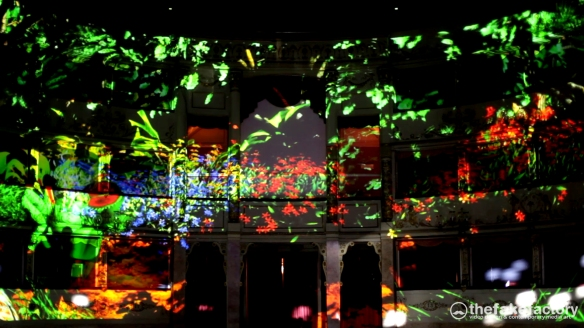 FIRENZE4EVER 3D VIDEOMAPPING PROJECTION_12843