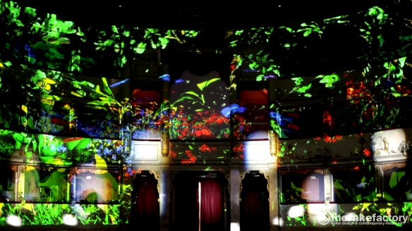 FIRENZE4EVER 3D VIDEOMAPPING PROJECTION_13042