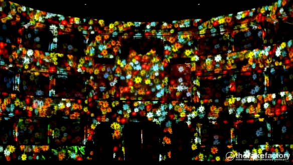 FIRENZE4EVER 3D VIDEOMAPPING PROJECTION_13547
