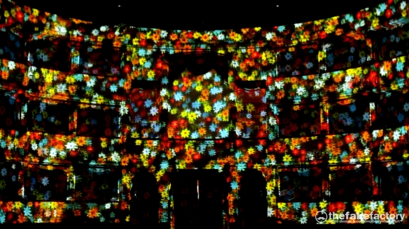 FIRENZE4EVER 3D VIDEOMAPPING PROJECTION_13638