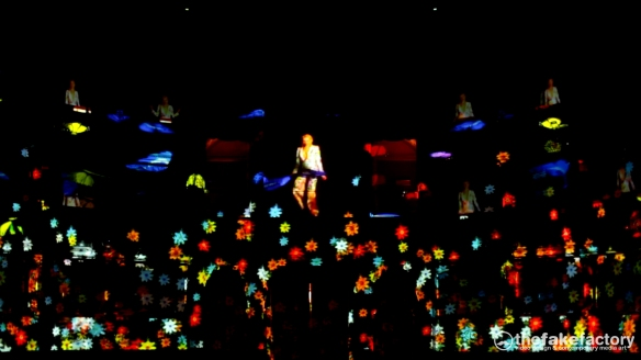 FIRENZE4EVER 3D VIDEOMAPPING PROJECTION_13795