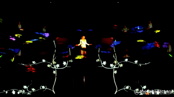FIRENZE4EVER 3D VIDEOMAPPING PROJECTION_13851