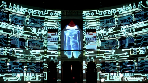 FIRENZE4EVER 3D VIDEOMAPPING PROJECTION_17351