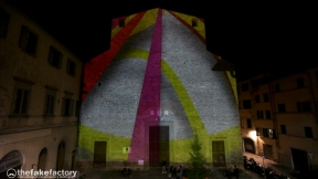 FLIGHT FIRENZE VIDEOMAPPING FAKE FACTORY_21115
