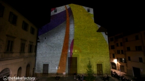 FLIGHT FIRENZE VIDEOMAPPING FAKE FACTORY_21183