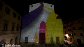 FLIGHT FIRENZE VIDEOMAPPING FAKE FACTORY_21198