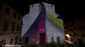 FLIGHT FIRENZE VIDEOMAPPING FAKE FACTORY_21226