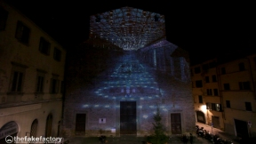FLIGHT FIRENZE VIDEOMAPPING FAKE FACTORY_39497
