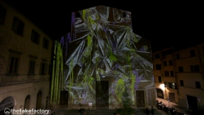 FLIGHT FIRENZE VIDEOMAPPING FAKE FACTORY_39529