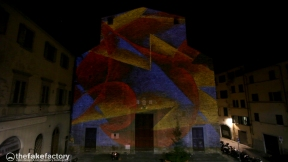 FLIGHT FIRENZE VIDEOMAPPING FAKE FACTORY_42705