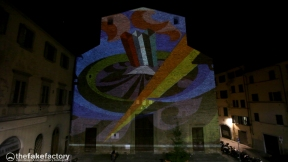 FLIGHT FIRENZE VIDEOMAPPING FAKE FACTORY_46917