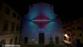 FLIGHT FIRENZE VIDEOMAPPING FAKE FACTORY_90522
