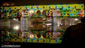 PONTE VECCHIO VIDEOMAPPING VIDEOPROIEZIONI_09032