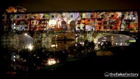 PONTE VECCHO FIRENZE VIDEOMAPPING FAKE_02079