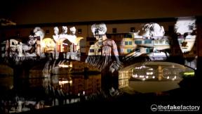 PONTE VECCHO FIRENZE VIDEOMAPPING FAKE_09135