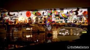 PONTE VECCHO FIRENZE VIDEOMAPPING FAKE_12312