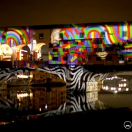PONTE VECCHO FIRENZE VIDEOMAPPING FAKE_12573