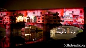 PONTE VECCHO FIRENZE VIDEOMAPPING FAKE_14553