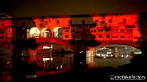 PONTE VECCHO FIRENZE VIDEOMAPPING FAKE_14949