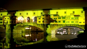 PONTE VECCHO FIRENZE VIDEOMAPPING FAKE_15372