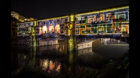 STEFANO FAKE THE FAKE FACTORY VIDEOPROIEZIONI FLIGHT 2015 PONTE VECCHIO FIRENZE_00035