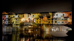 STEFANO FAKE THE FAKE FACTORY VIDEOPROIEZIONI FLIGHT 2015 PONTE VECCHIO FIRENZE_00046