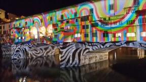 STEFANO FAKE THE FAKE FACTORY VIDEOPROIEZIONI FLIGHT 2015 PONTE VECCHIO FIRENZE_00084