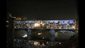 STEFANO FAKE THE FAKE FACTORY VIDEOPROIEZIONI FLIGHT 2015 PONTE VECCHIO FIRENZE_00175