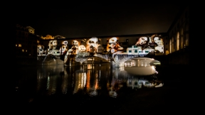 STEFANO FAKE THE FAKE FACTORY VIDEOPROIEZIONI FLIGHT 2015 PONTE VECCHIO FIRENZE_00225