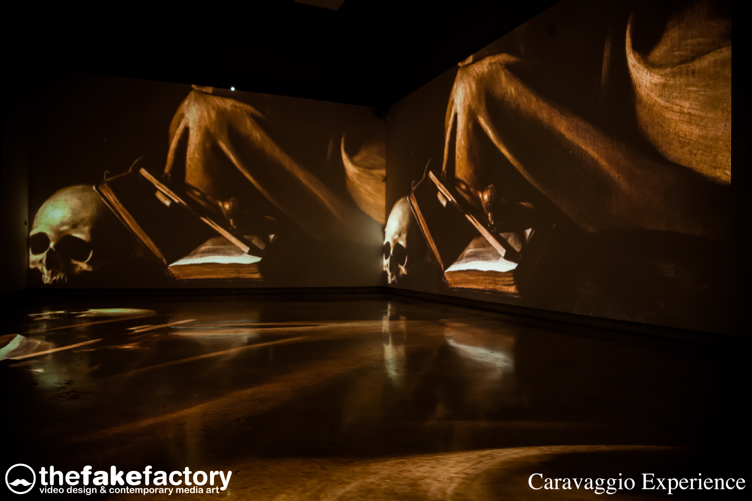 CARAVAGGIO EXPERIENCE THE FAKE FACTORY 2_00024 & CARAVAGGIO EXPERIENCE THE FAKE FACTORY 2_00024 | Stefano Fake