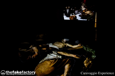 CARAVAGGIO EXPERIENCE THE FAKE FACTORY 2_00111