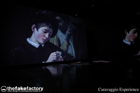 CARAVAGGIO EXPERIENCE THE FAKE FACTORY 2_00155