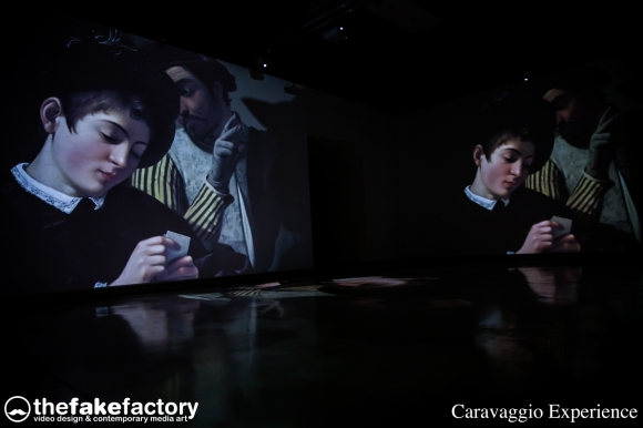 CARAVAGGIO EXPERIENCE THE FAKE FACTORY 2_00156