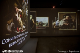 CARAVAGGIO EXPERIENCE THE FAKE FACTORY 3_00000