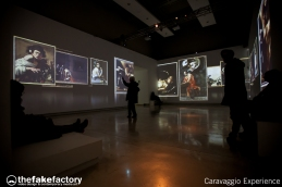 CARAVAGGIO EXPERIENCE THE FAKE FACTORY 3_00001