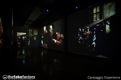 CARAVAGGIO EXPERIENCE THE FAKE FACTORY 3_00005