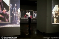 CARAVAGGIO EXPERIENCE THE FAKE FACTORY 3_00009