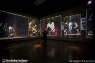CARAVAGGIO EXPERIENCE THE FAKE FACTORY 3_00010