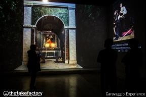 CARAVAGGIO EXPERIENCE THE FAKE FACTORY 3_00015